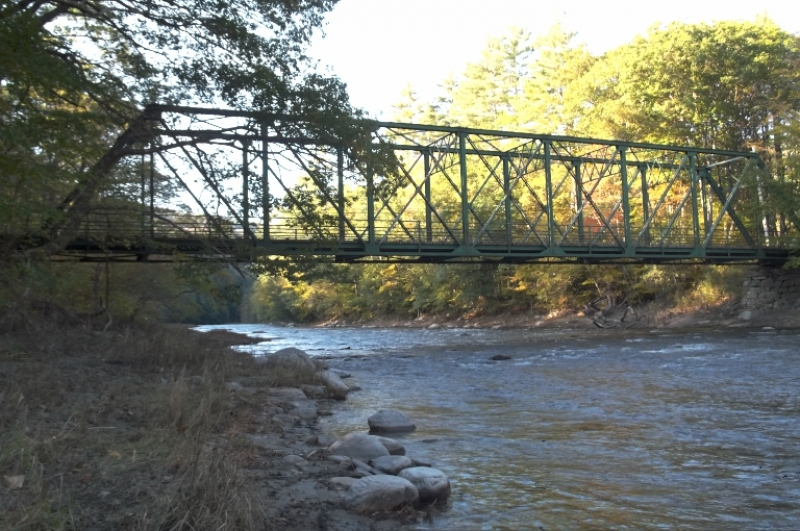 Bridge Over West River