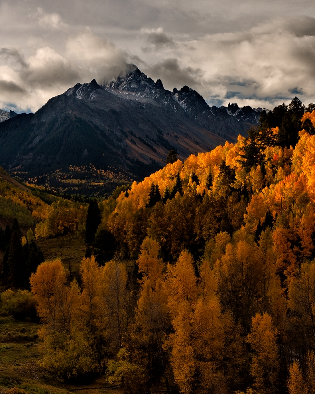 Sunrise, Mt. Sneffels, Colorado