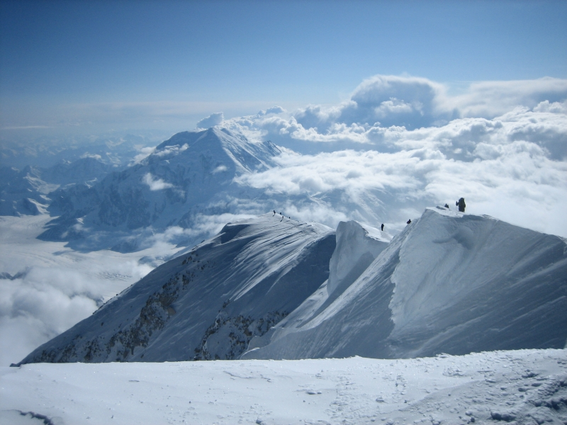 Denali Summit Ridge