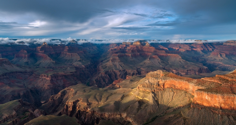 Afternoon Storm – Grand Canyon