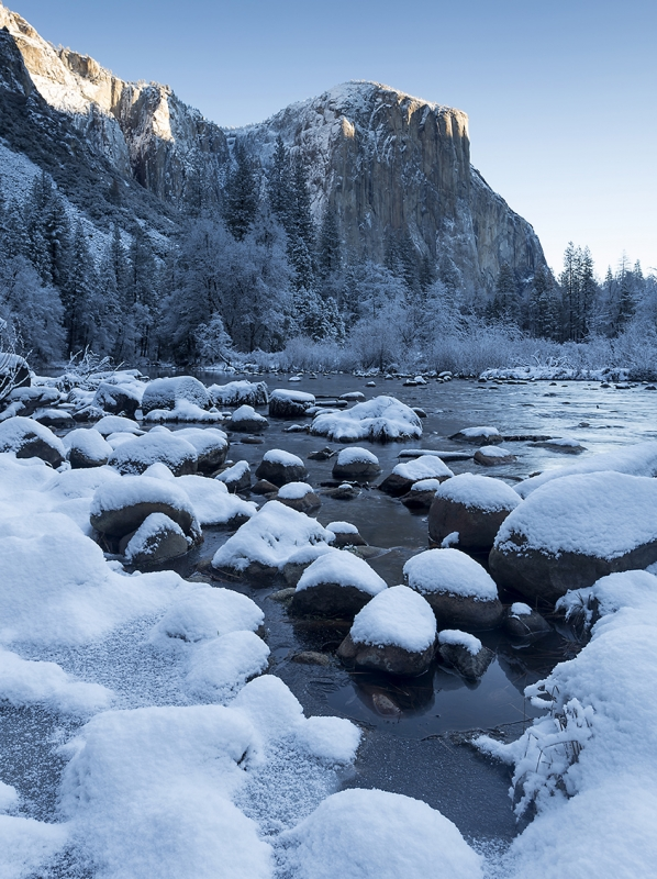 Winter El Capitan