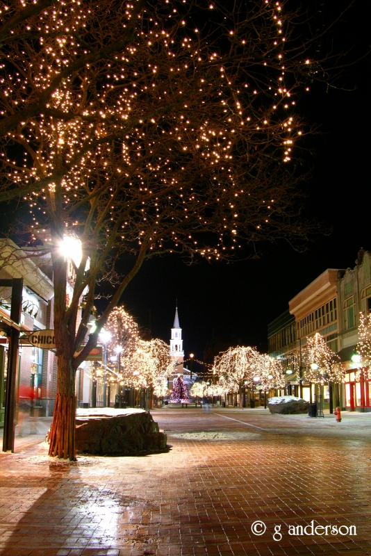 Christmas On Church Street