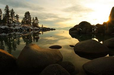 San Harbor State Park (lake Tahoe)