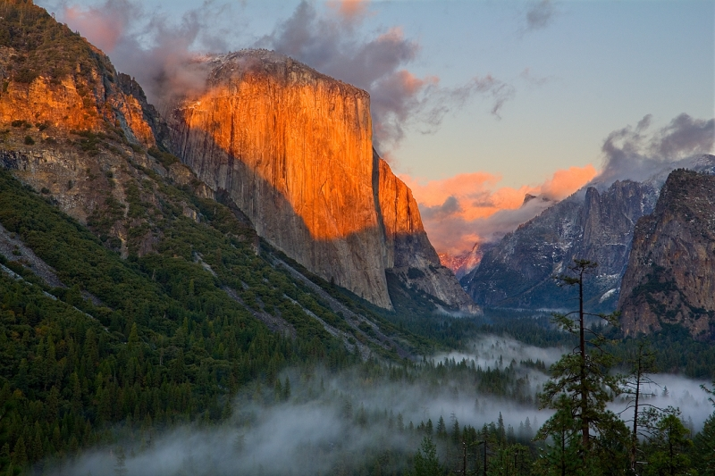 Last Light, El Capitan