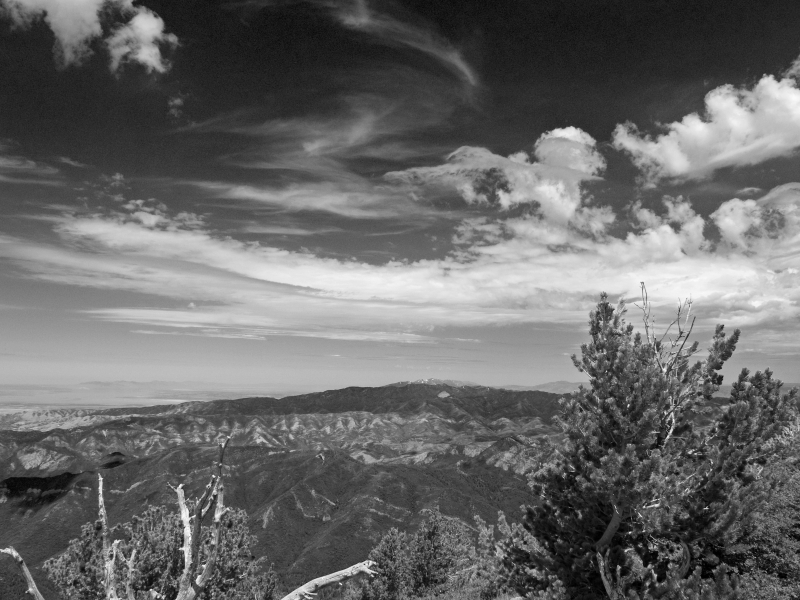 Cloud View From Gobblers Knob