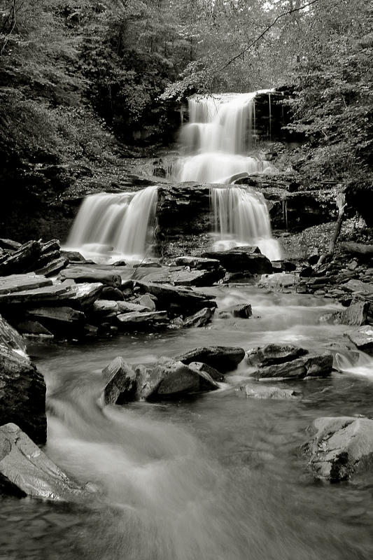 Tuscarora Falls – The Glens Natural Area