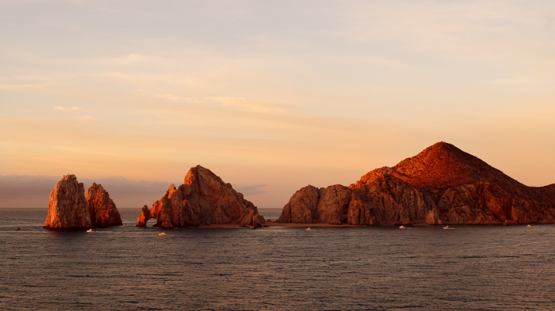 Baja California Sunrise
