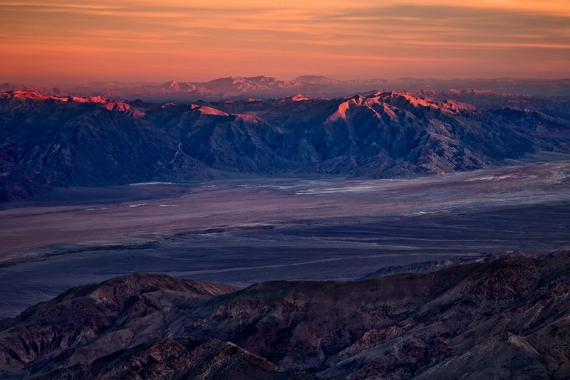 Black Mountains, Death Valley National Park