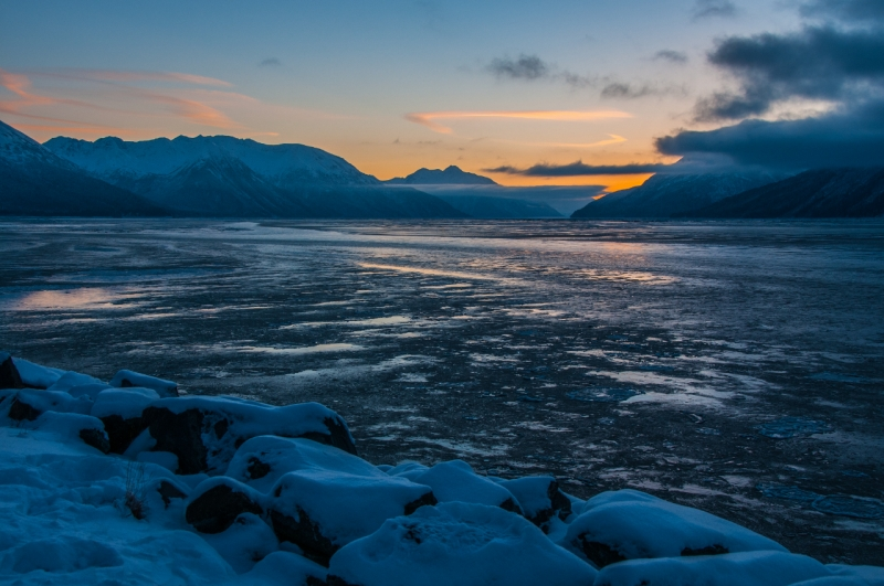Turnagain Arm Morning
