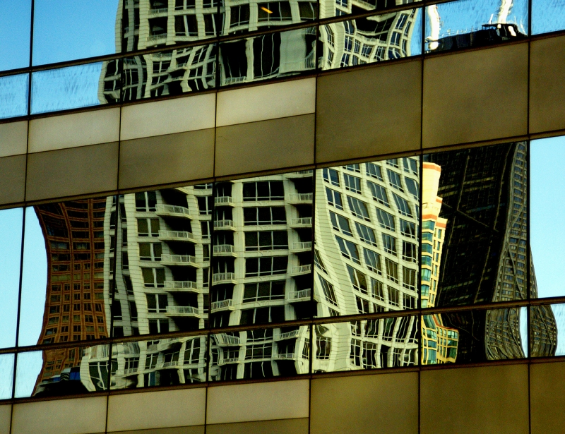 Reflections Of Chicago