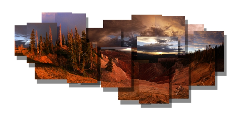 Sunset Point, Cedar Breaks