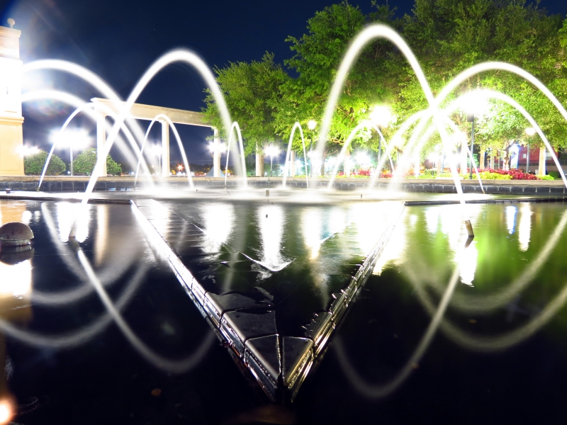 Fountain Of Reflection