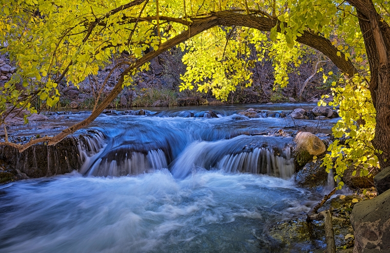 Fossil Creek Flows