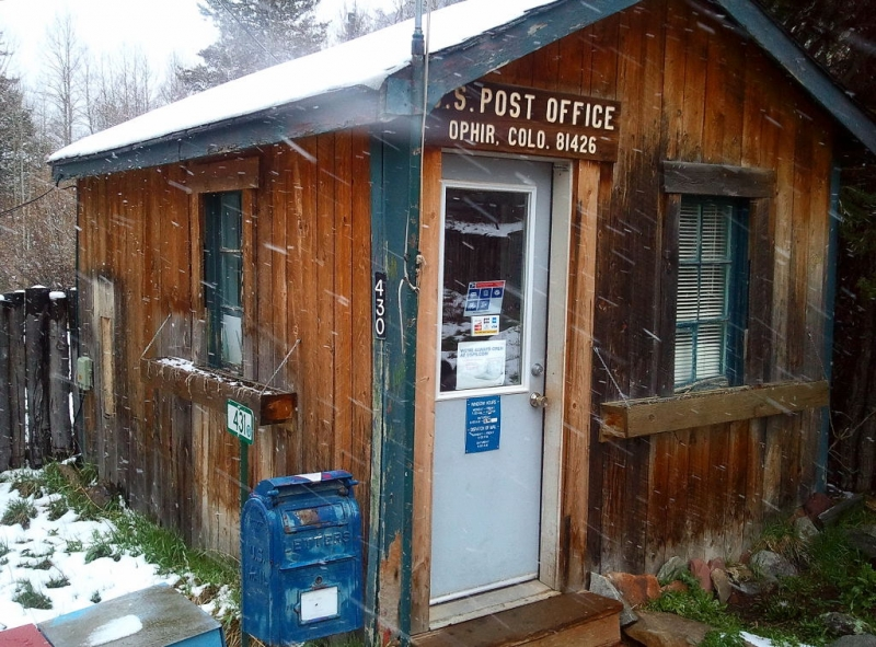 Ophir Post Office