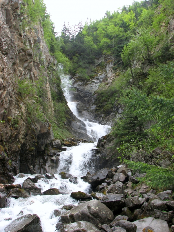 Lower Reid Falls