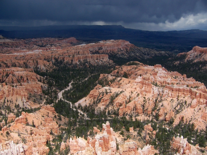 Bryce Canyon Storm