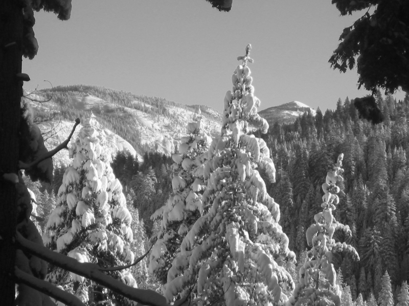 Pinecrest And Cooper Peaks