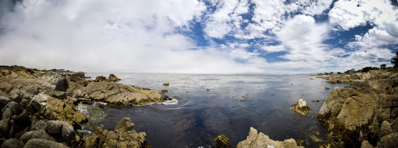Monterey Bay Panorama