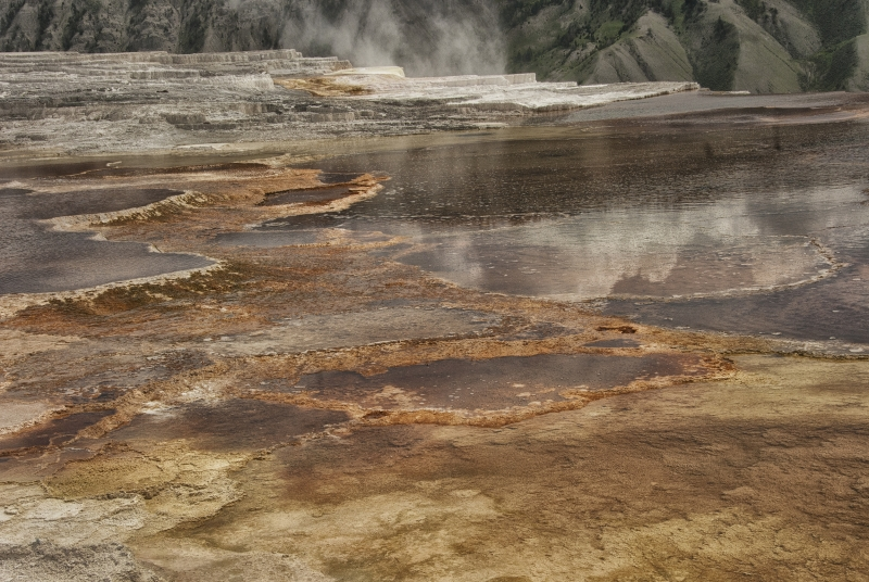 Sulphur Pools