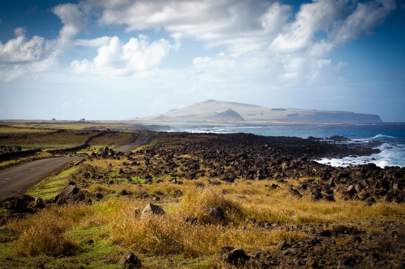 Easter Island Bliss
