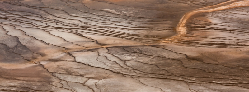 Grand Prismatic Abstract