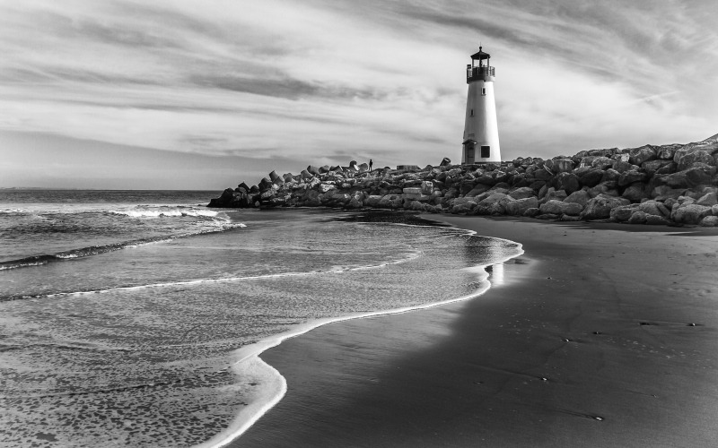 Minus Tide-Walton Lighthouse
