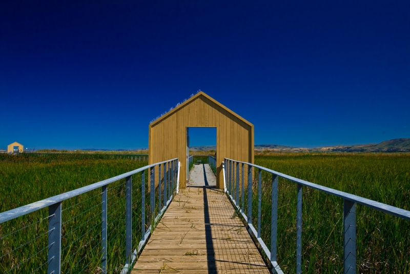 Alviso Boardwalk