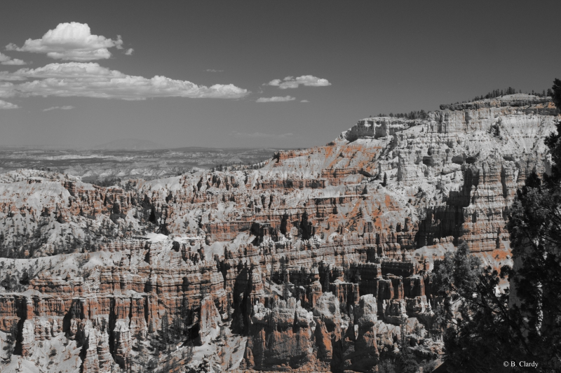 Bryce Canyon Erosional Elements – Red
