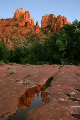 Cathedral Rock / Red Rock Crossing