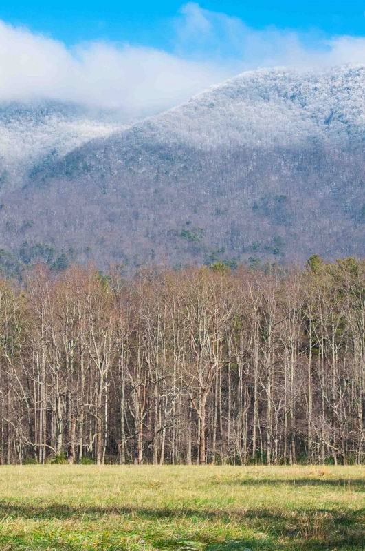 Cades Cove – Great Smoky Mountains National Park