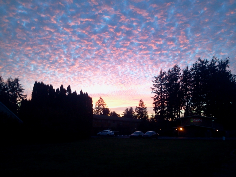 Milwaukie Sunset