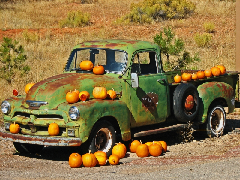 Halloween At Zion National Park