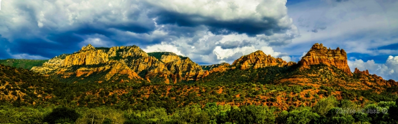 Sedona's Red Rock Country