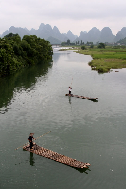 Guilin Fishermen, China