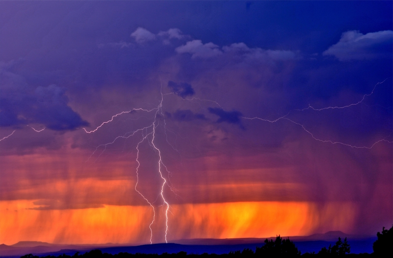 Arizona Thunderstorm