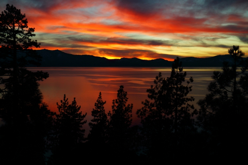 Tahoe Evening Wonder