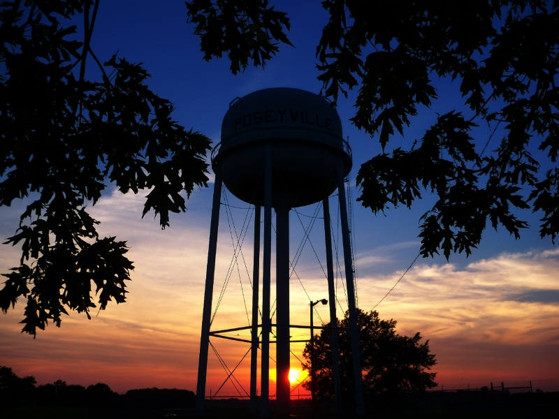 Hometown Water Tower