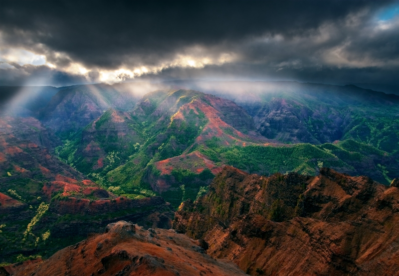 Alchemy – Waimea Canyon