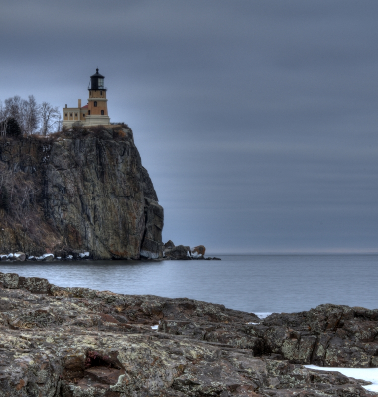 Split Rock Lighthouse Hdr 2010