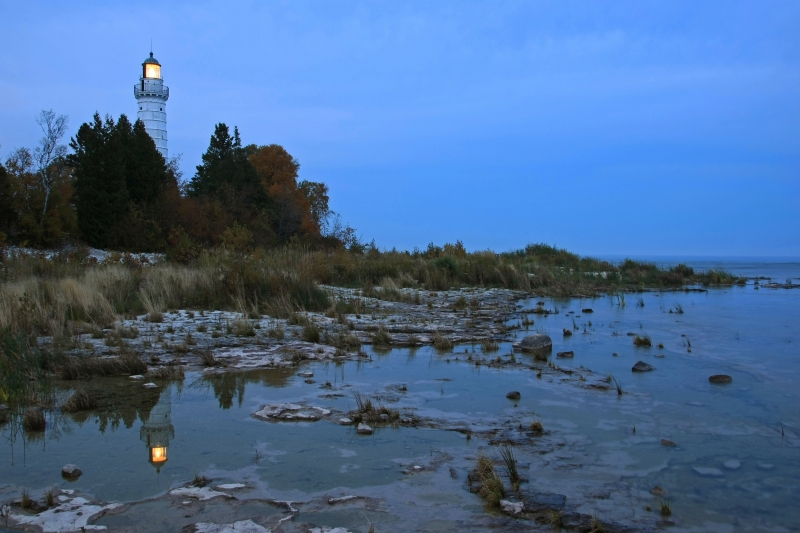 Cana Island Lighthouse – Door County