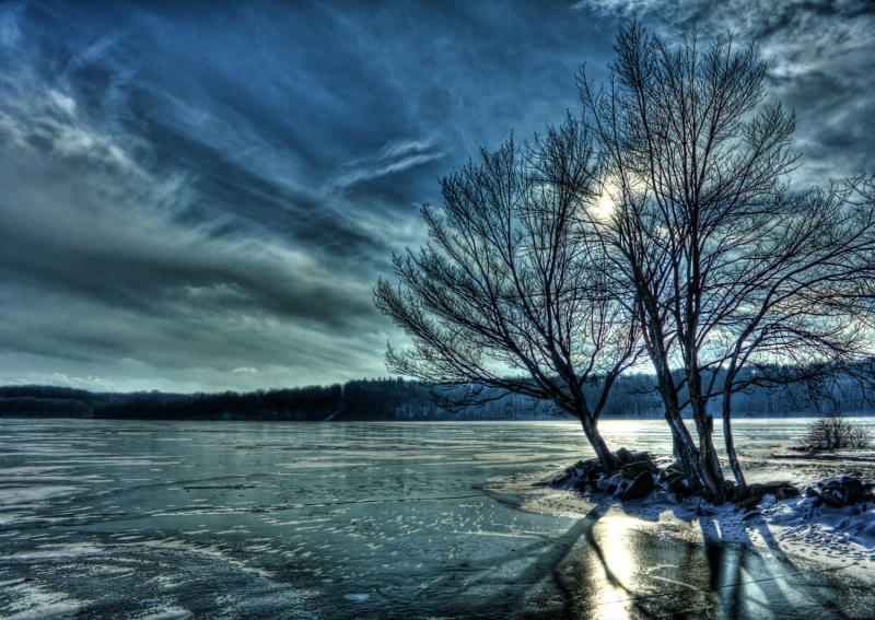 Frozen Lake