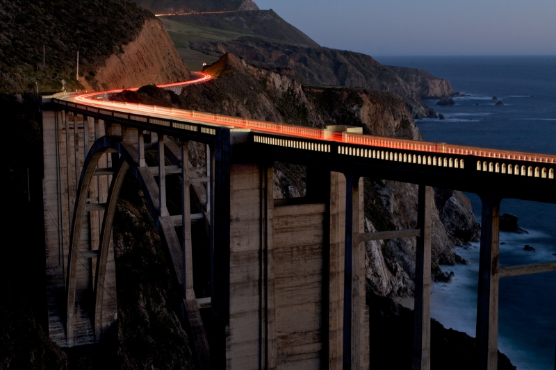 The Bixby Bridge
