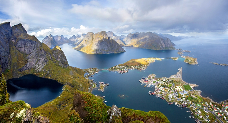 The Lofoten Archipelago