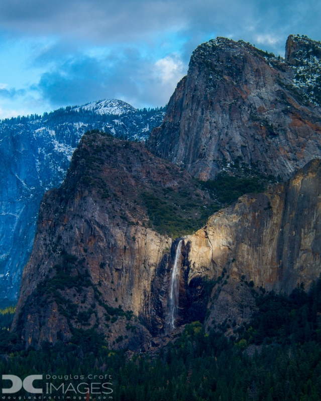 Spotlight On Bridalveil
