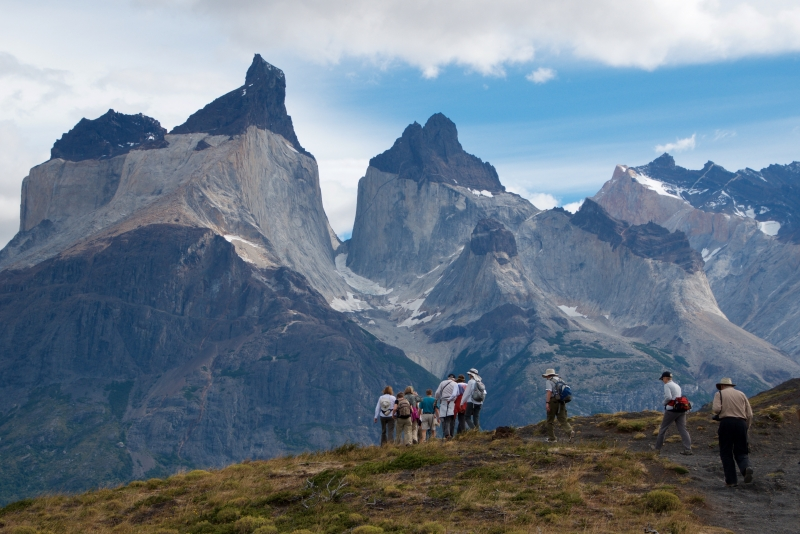 Torres Del Paine National Park Hike