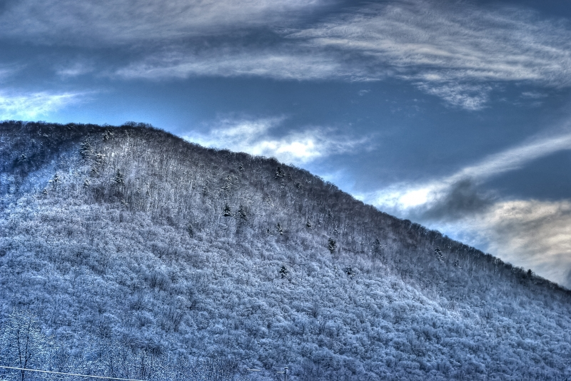 Hdr Mountain