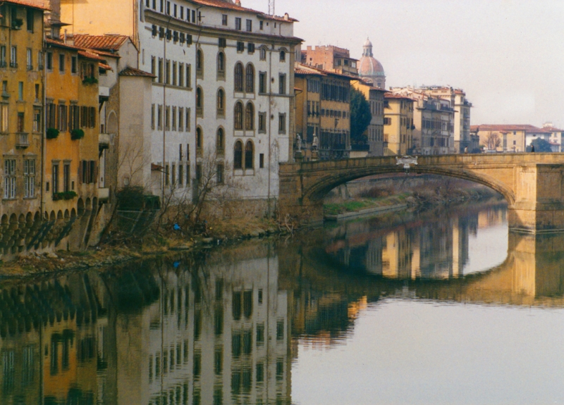 Florence In Early Morning