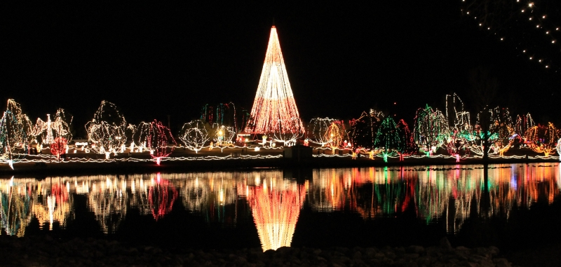 Chickasha Festival Of Lights