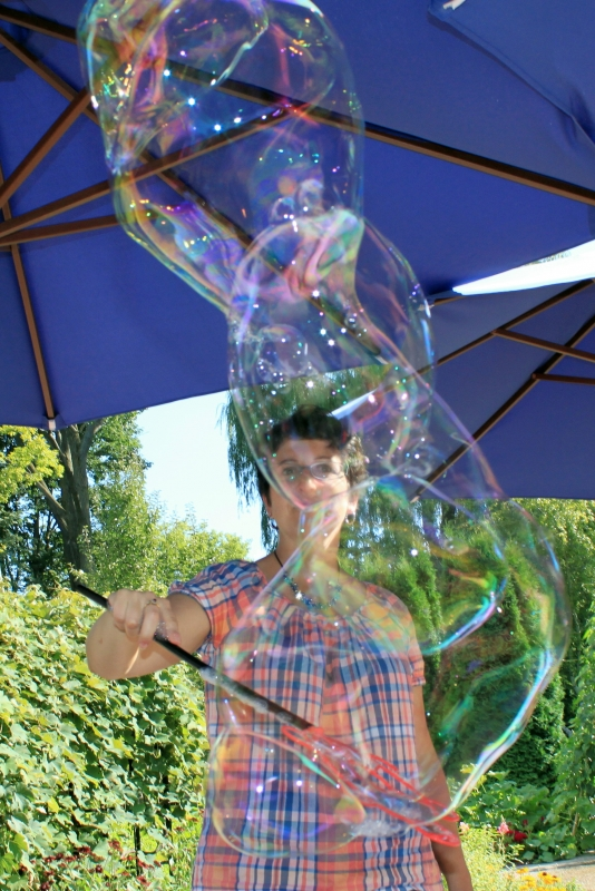 Reflective Bubbles
