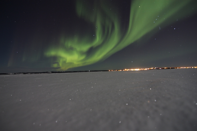 Auroras From The Ground Up